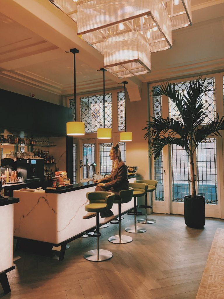 goed hotel Den Haag overnachten Park Hotel Solon Travel