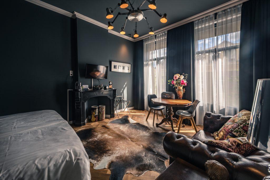Hotel Sleep inn Box5 bijzondere overnachtingen romantische overnachting Nederland solon travel