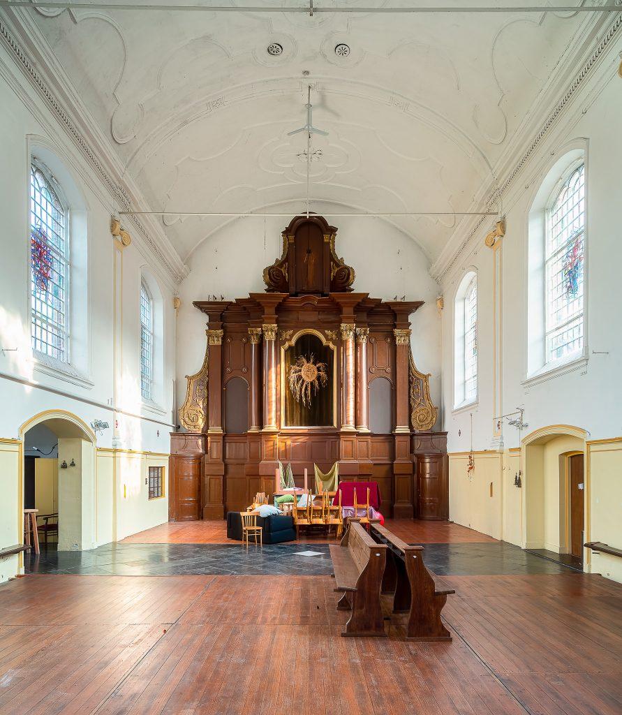 Heilige nachten slapen in een kerk klooster bijzondere overnachtingen Solon Travel