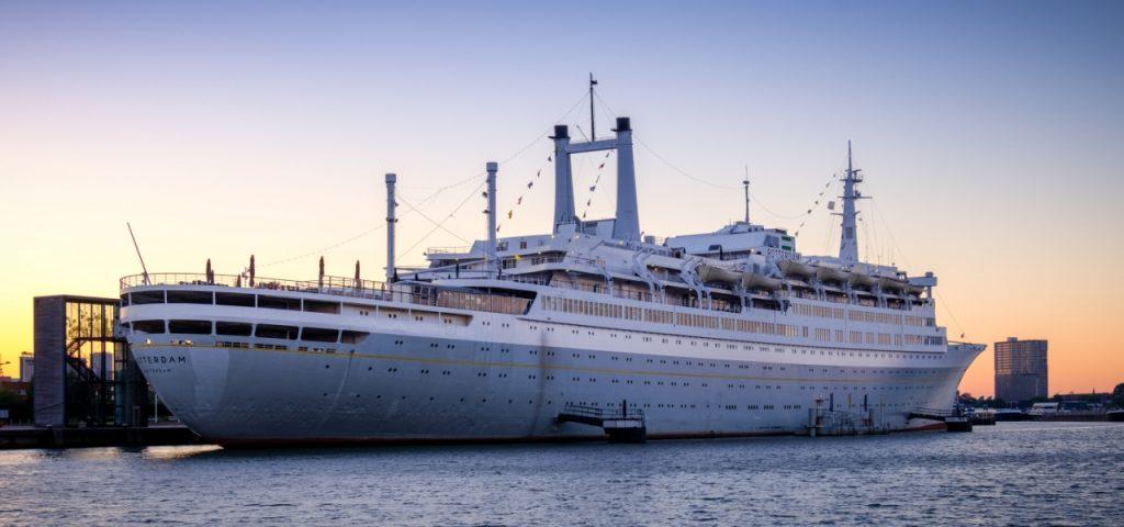 SS Rotterdam Solon Travel Romantische overnachting Nederland