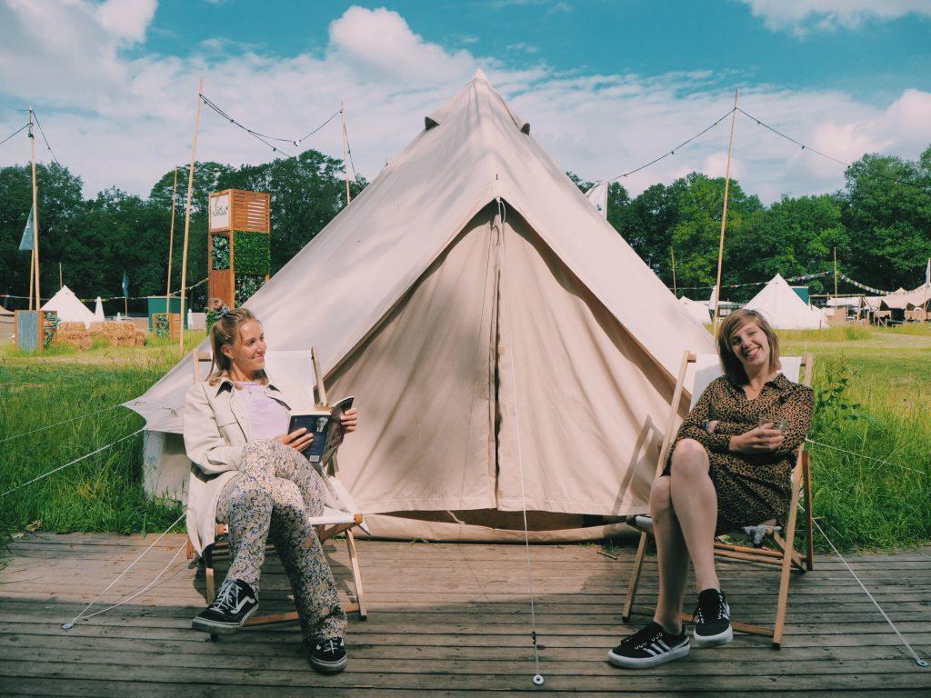 East Nomads glamping camping kamperen tent vakantie nederland weekendje weg Solon Travel