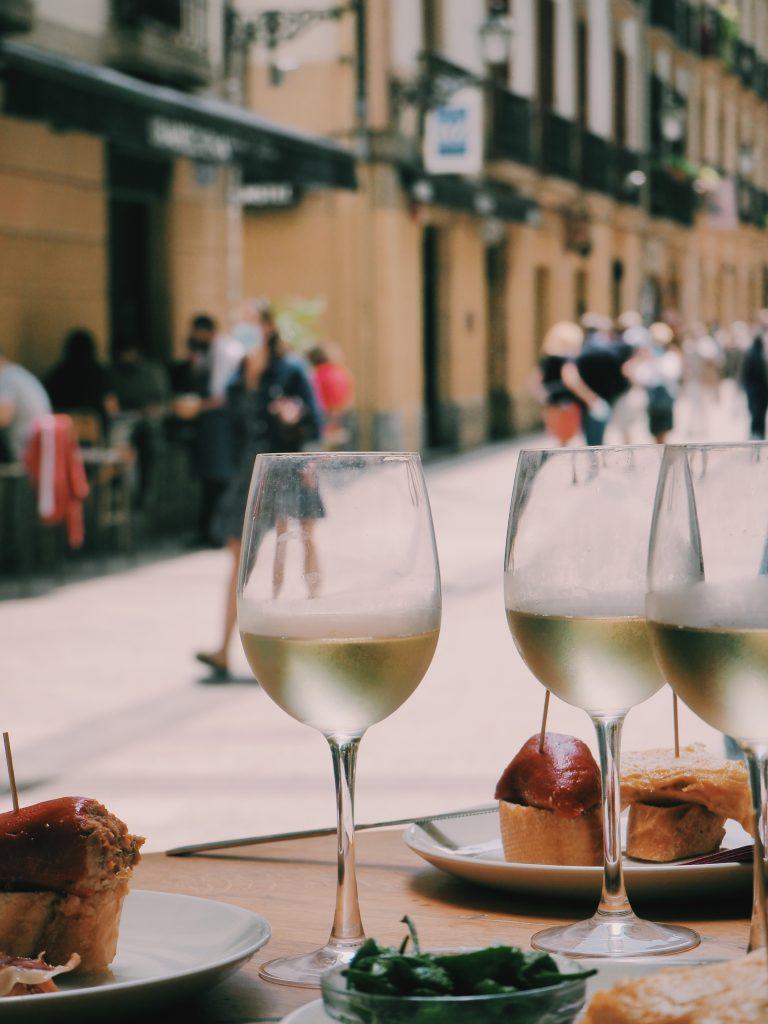 San Sebastian Pinxtos Bar Zumeltzegi Solon Travel food