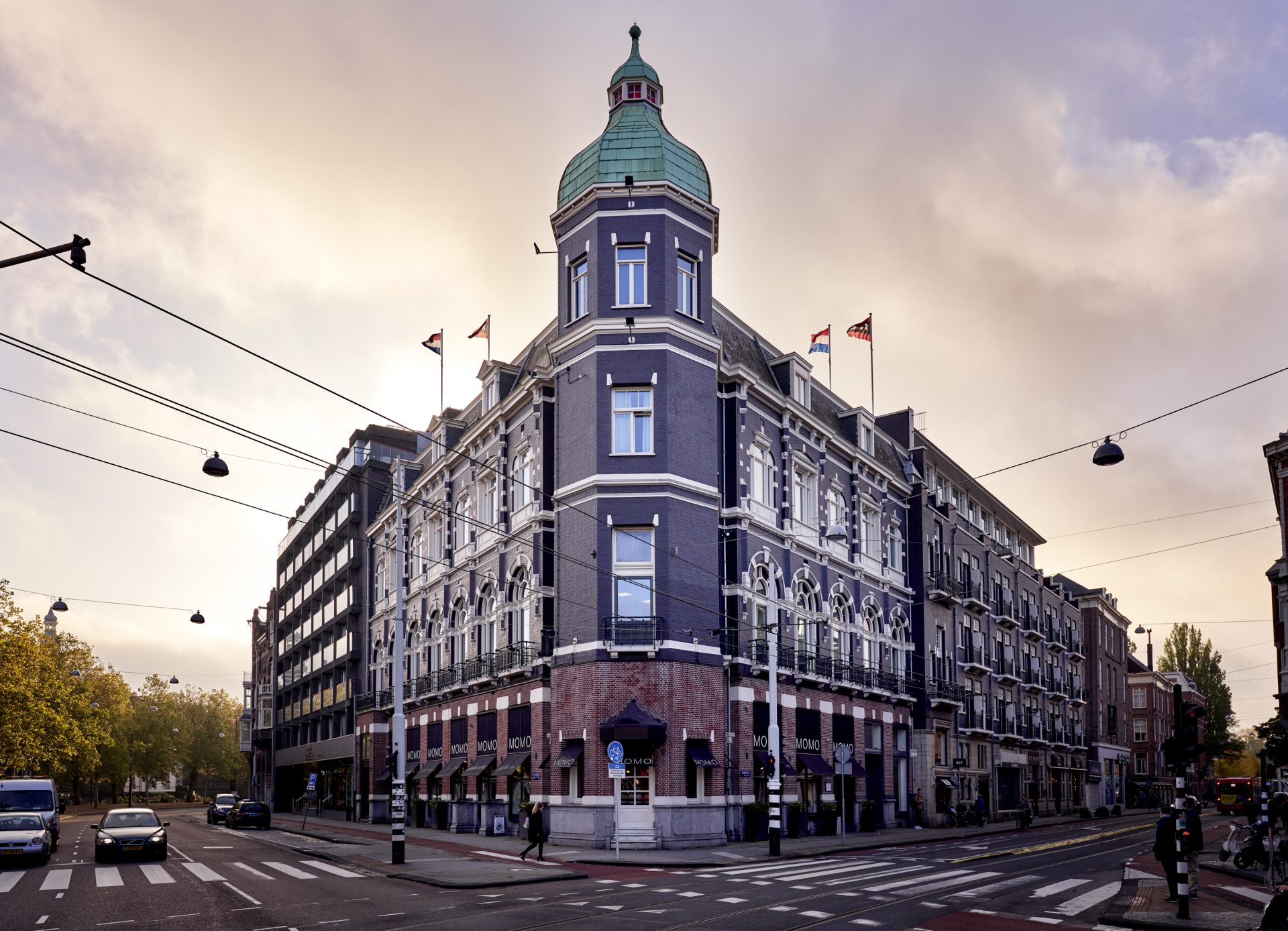 Park Centraal Amsterdam weekendje weg Hotel Solon Travel