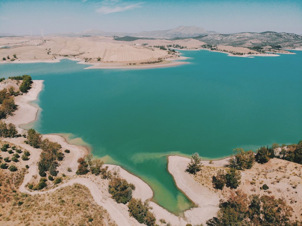 Embalse del Conde de Guadalhorce meren Andalusië Álora El Chorro Solon Travel reisadvies, maatwerk, reisspecialist rondreis spanje