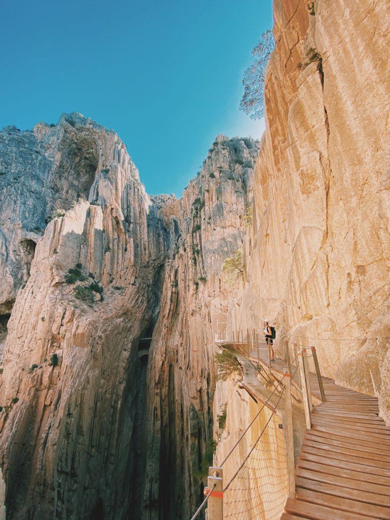 Caminito del Rey Solon Travel Andalusië El Chorro reisadvies op maat maatwerk