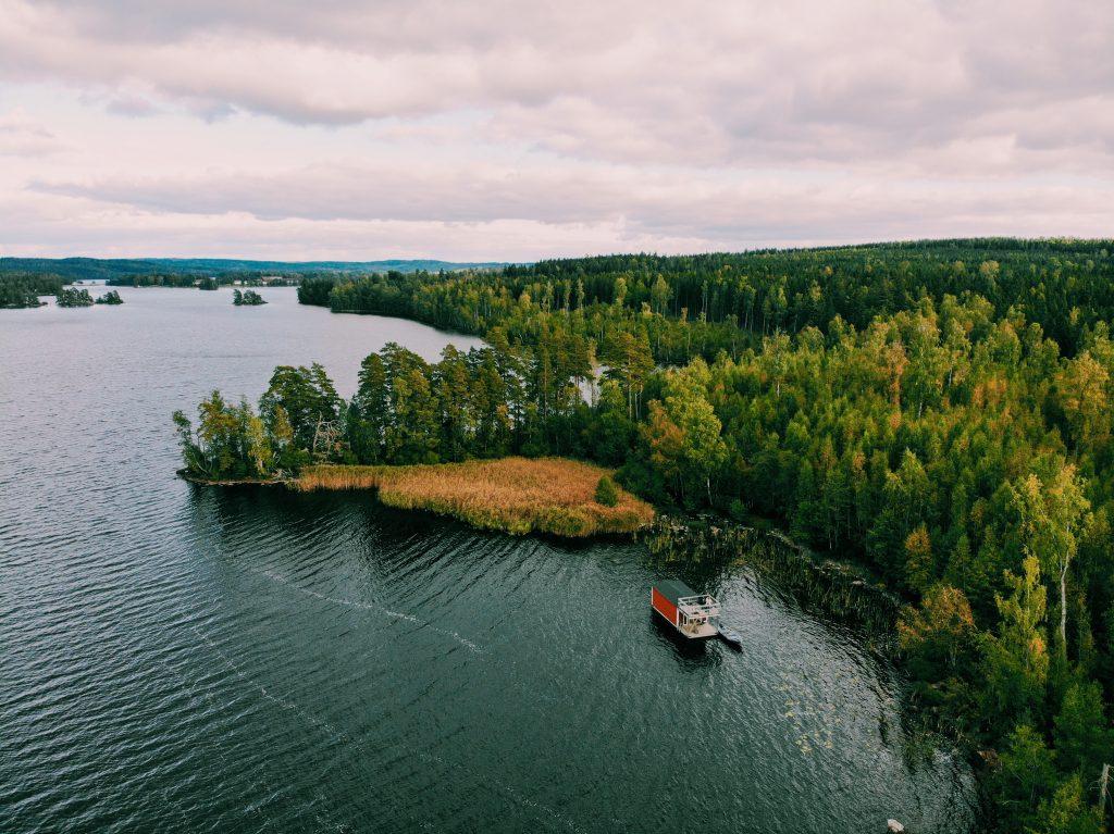 Ramoa Adventure Village Solon Travel Visit Smaland Zweden