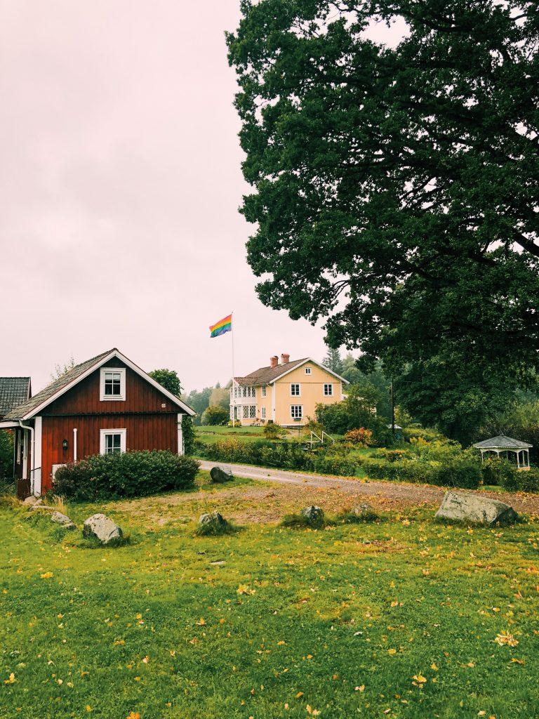 smaland Småland Zweden Solon Travel zuid Zweden Roadtrip Volvo